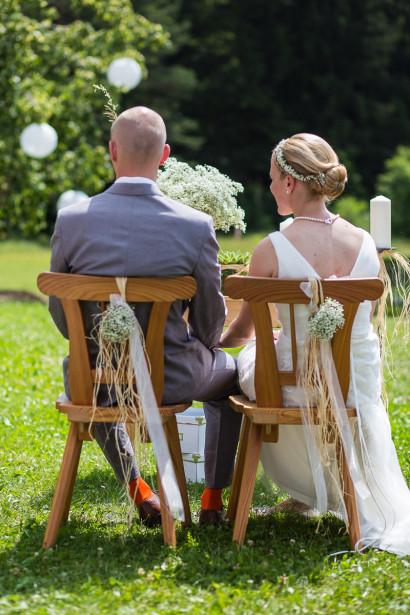 Hochzeit - Brautpaar Haus am Habsberg Velburg