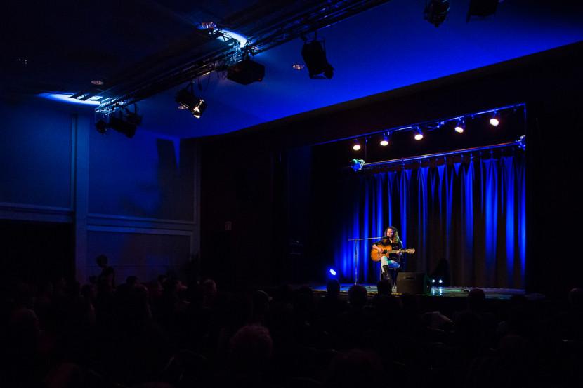 Larissa Nägele - Konzert Rampenschweinerei BiKuL ELAN Fürth