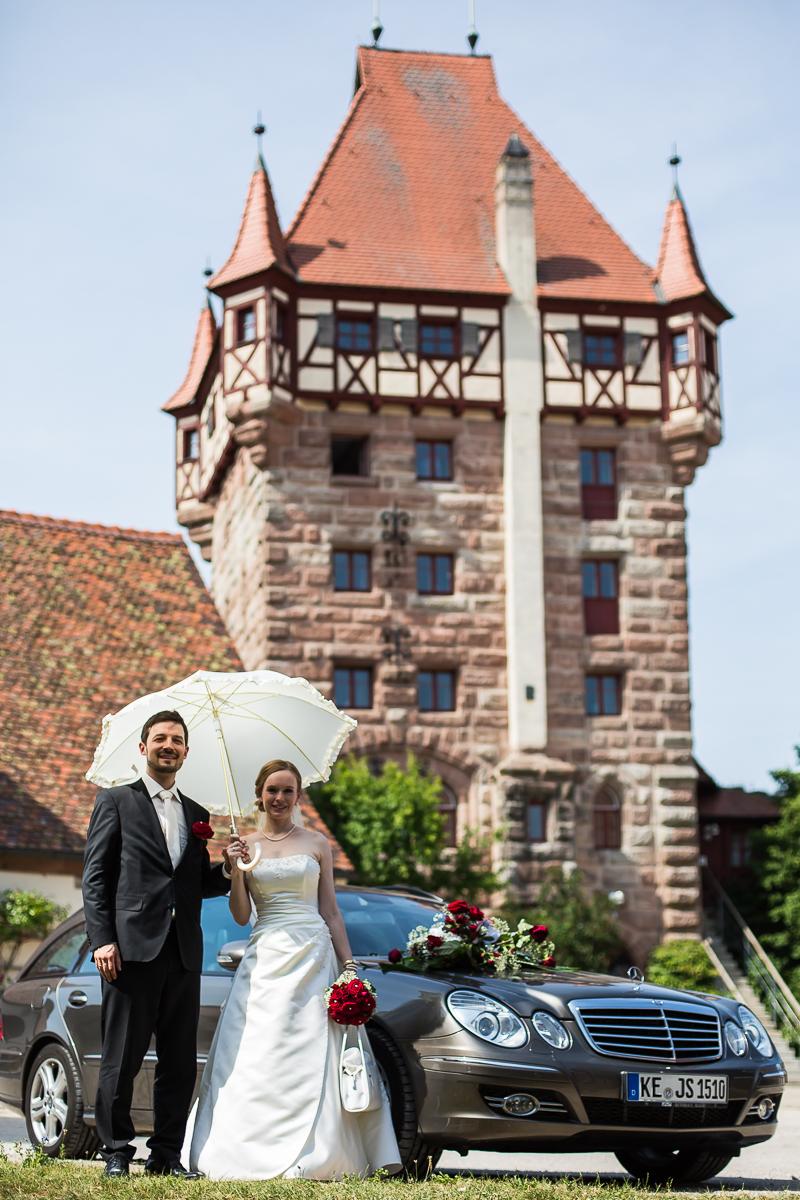 Hochzeit Fotograf Hotel Burg Adenberg Nürnberg
