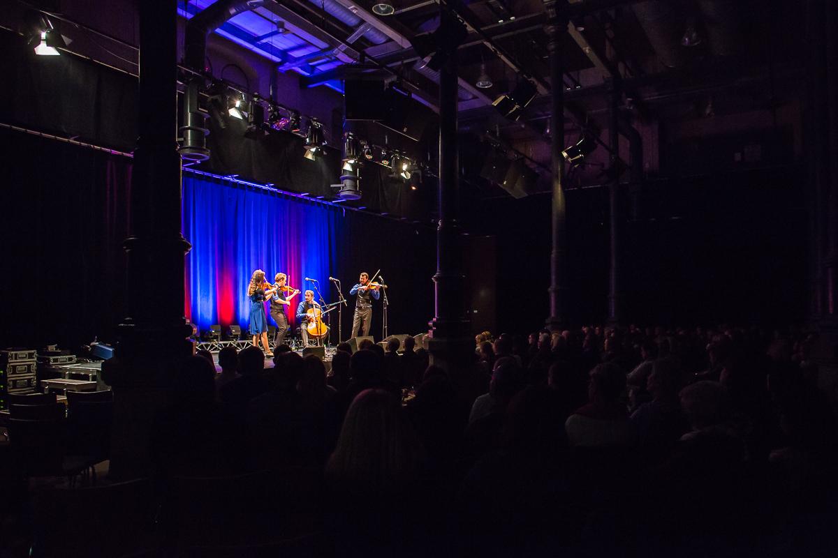 Konzert Reportage Fotograf Feuerbach Quartett Kulturforum Fürth