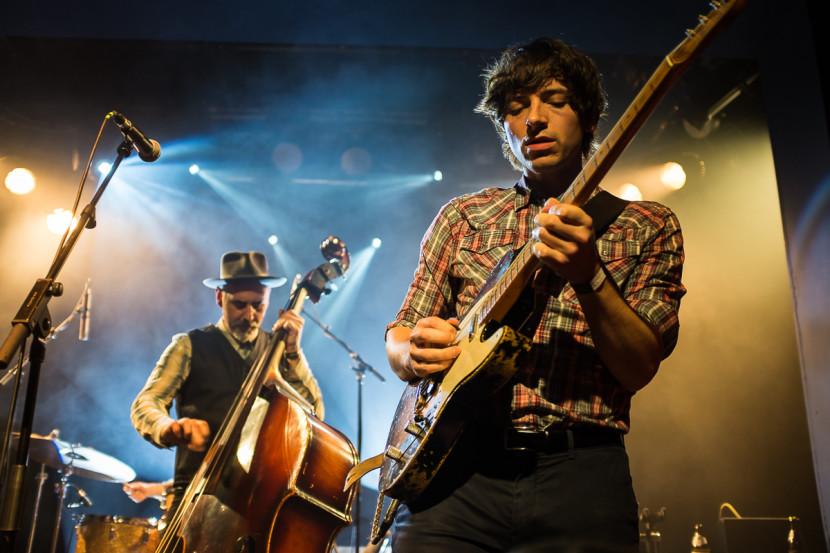 Smokestack Lightnin' Künstlerhaus Festsaal Nürnberg Konzert Reportage Fotograf