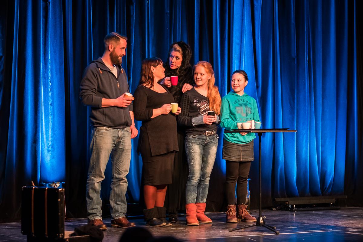 Franken staunt Zauber Gala südpunkt Nürnberg Kleinkunst Festival Fotograf Live