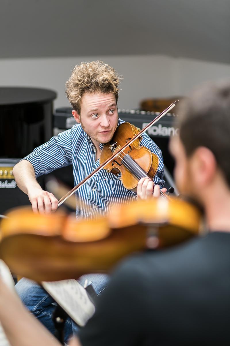 Musiker Nürnberg Bandprobe Event Konzert Reportage Fotograf Klieber