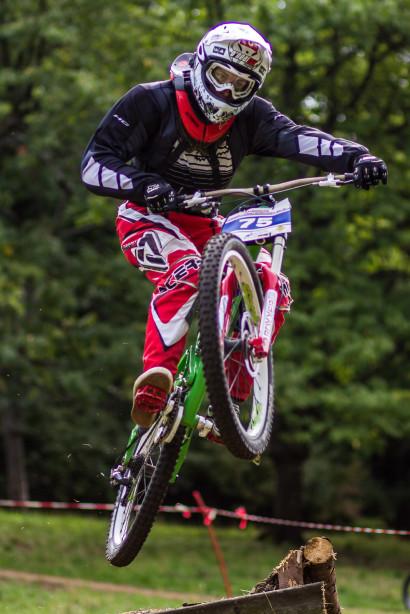 Matthias Tresch - Bayerische Downhill Meisterschaft Bikepark Osternohe