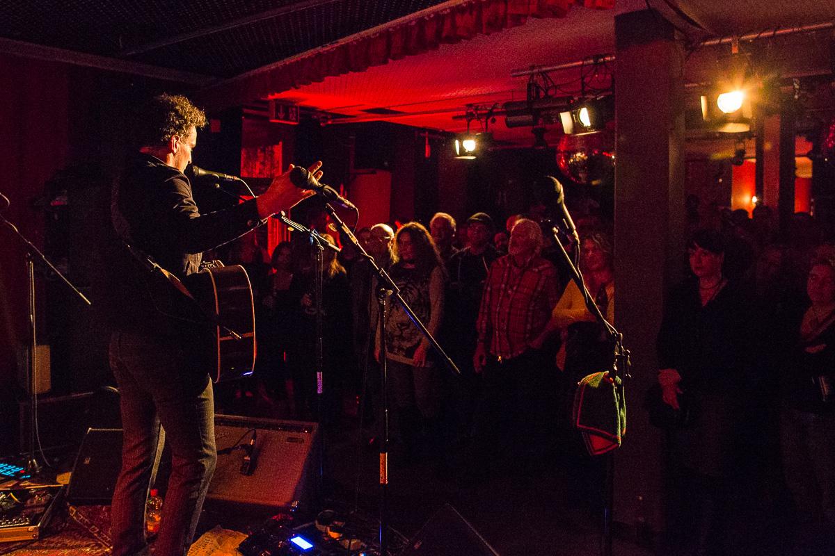CD Release Band Vandes Konzertfotografie MUZclub Nürnberg