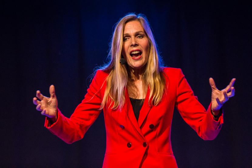 Vera Mickenbecker - Comedy Rampenschweinerei BiKuL ELAN Fürth
