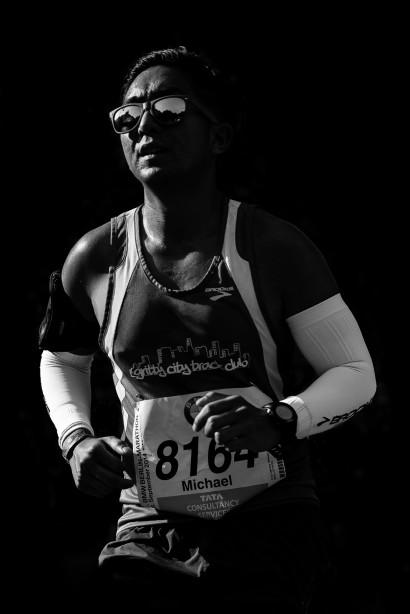 Läufer-Portrait - BMW Berlin-Marathon 2014