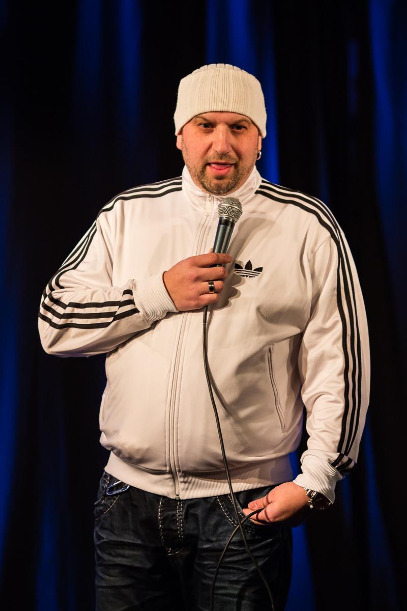 Live Fotografie Naim Sabani Comedy Mixed Show Kulturkellerei Nürnberg