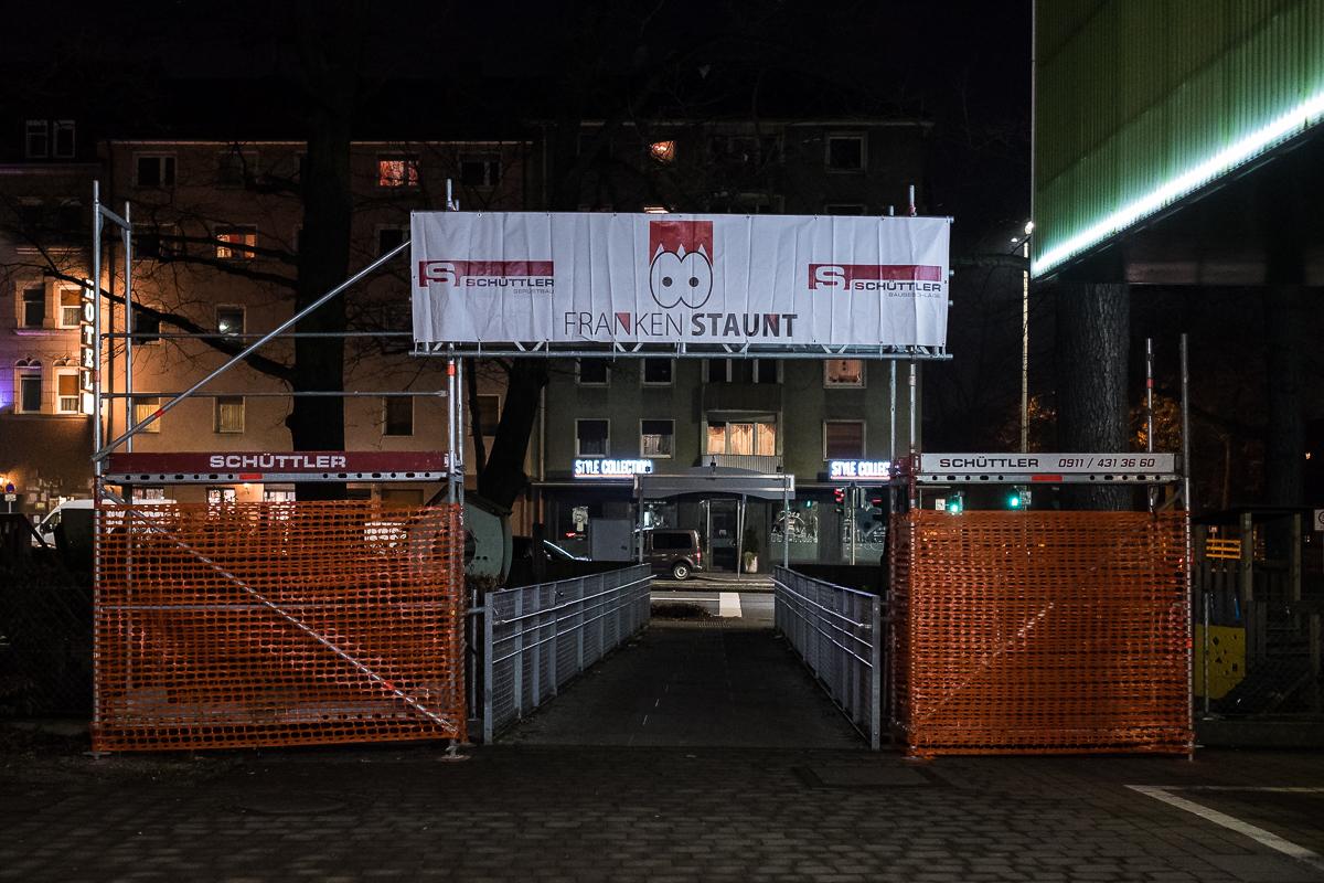 Zauber Gala Fotograf Südpunkt Nürnberg Franken staunt