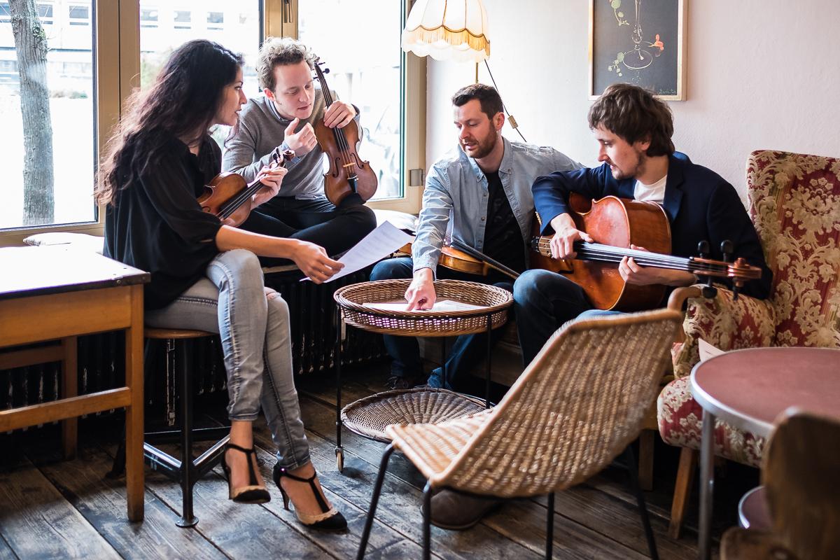 Band Foto Shooting CD Booklet Fotograf Jürgen Klieber Nürnberg
