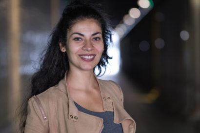 Available Light Künstler Porträt Jamila Musayeva Allersberger Unterführung Nürnberg Fotograf Jürgen Klieber